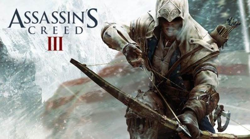 Assassin's Creed Three Cover