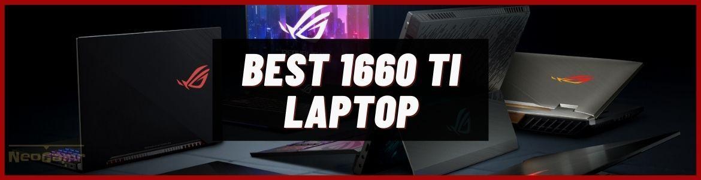 Best 1660 ti laptop
