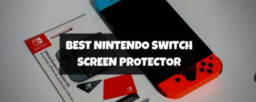 Best Nintendo Switch Screen Protector In 2021 – (High-Rated)