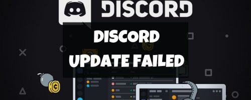 Discord Update Failed? – Here's How To Fix It Under 5 Minutes!