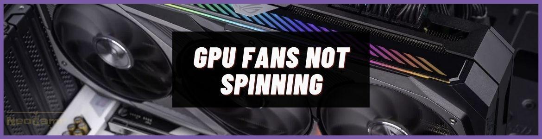 Fix GPU Fans Not Spinning