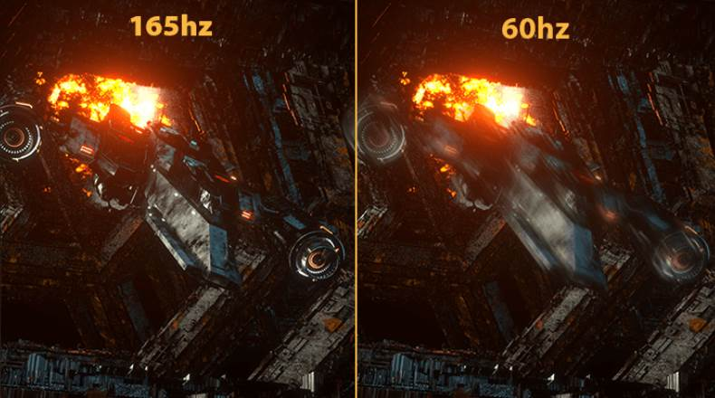 Image example of High Refresh Rate