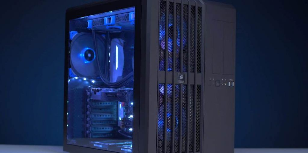 Neogamr's image of Corsair Crystal Series 680X RGB ATX Pc Casing