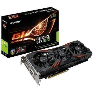 Product Image 4- Gigabyte GeForce GTX 1070 G1Product Image 4- Gigabyte GeForce GTX 1070 G1