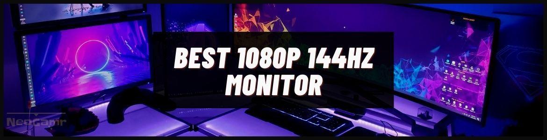 best 144hz 1080p monitor