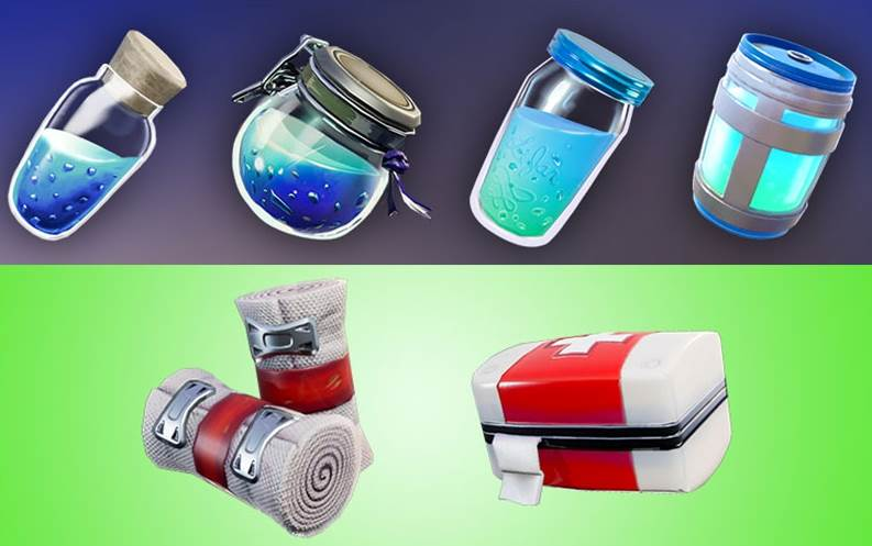 Image of Consumables in Fortnite