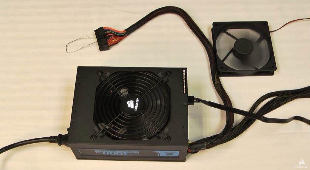 Image of Corsair Power Supply