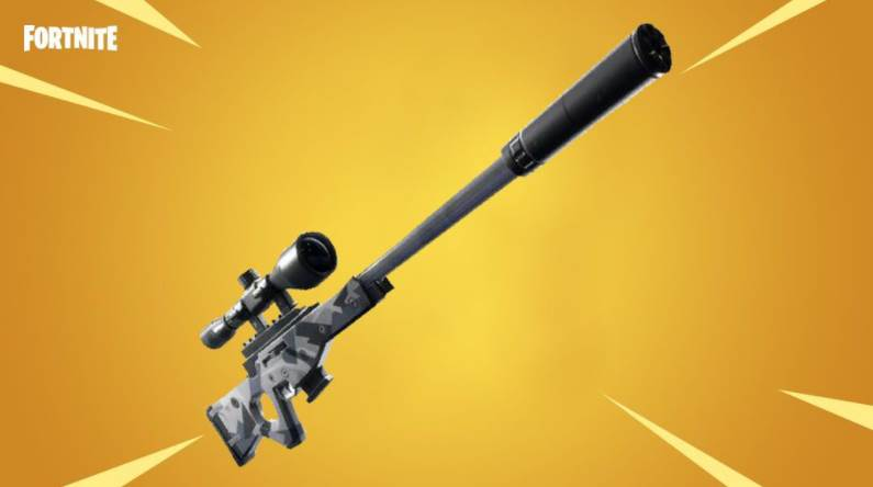 Image of Legendary Bolt Action Sniper in Fortnite