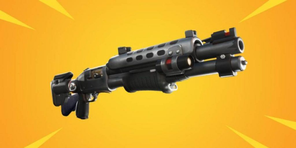 Image of Legendary Tactical Shotgun M1014 in Fortnite