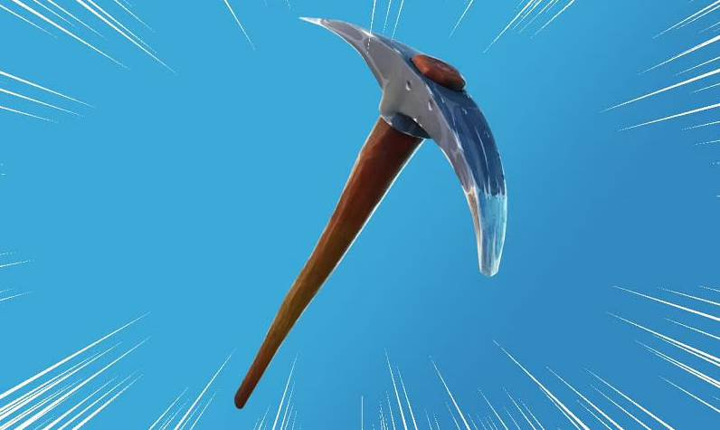 Image of fortnite pickaxe