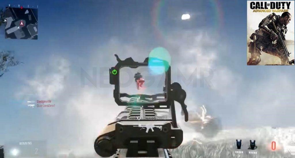 Advanced Warfare Gameplay
