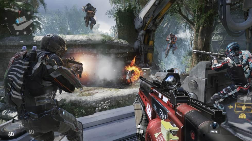 Advanced Warfare Gameplay Demo Image