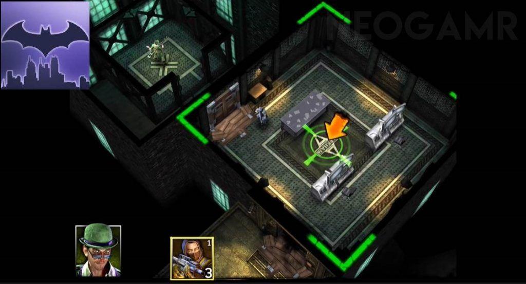 Batman Arkham Underworld IOS