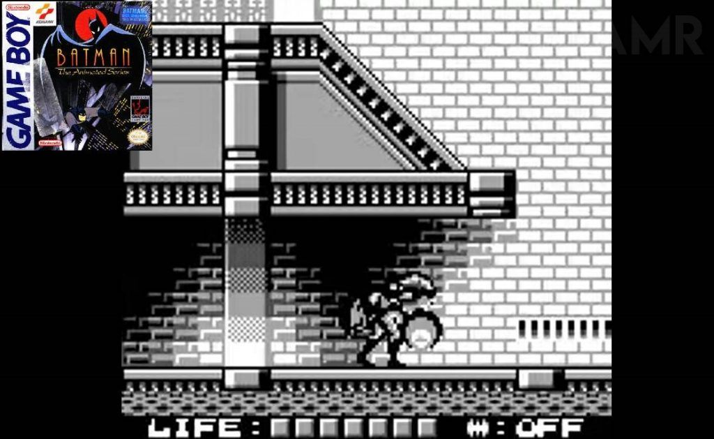 Batman The Animated Series for Game Boy