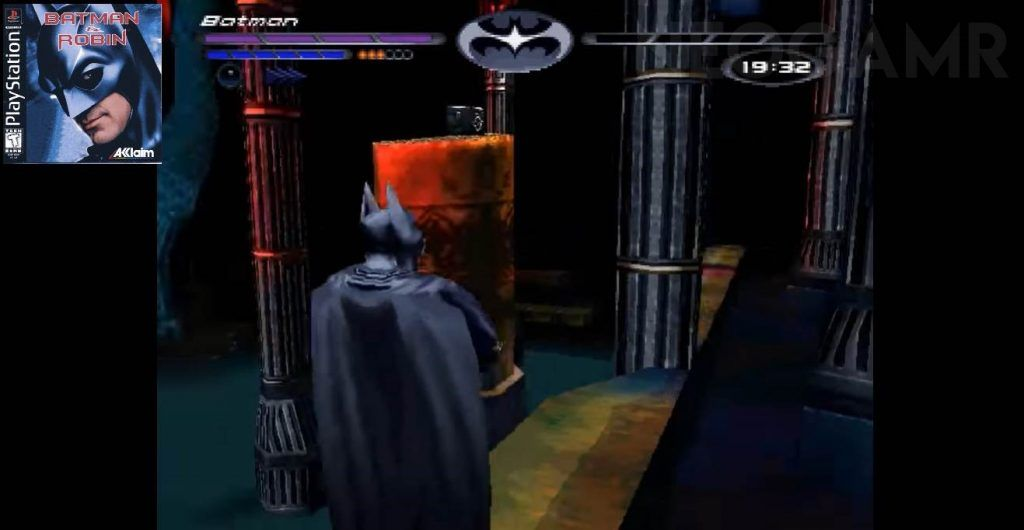 Batman and Robin on Ps1