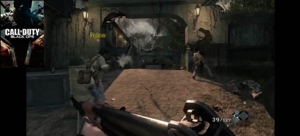 Black Ops 1 Gameplay