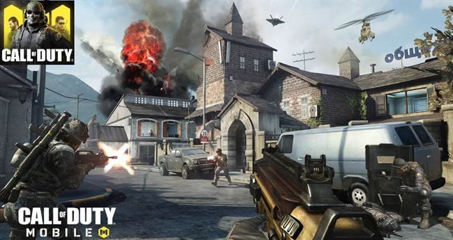 Call of Duty Mobile Gameplay