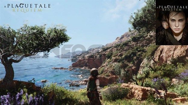 Gameplay image of A Plague Tale Requiem
