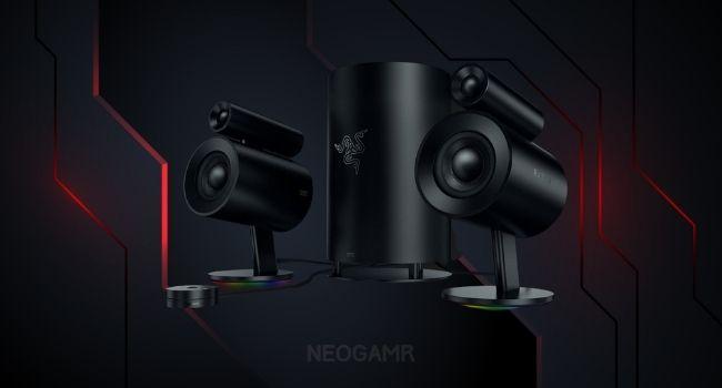 Razer gaming speakers