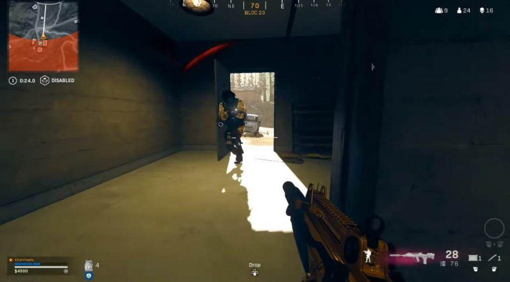 Getting a kill in warzone with FFAR 1