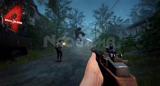 Image of Back 4 blood gameplay