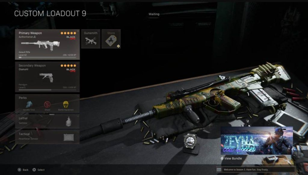 Image of FFAR Weapon In Warzone