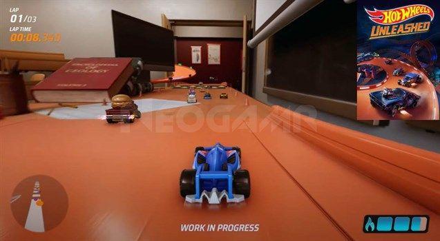 Image of Hot Wheels Unleashed