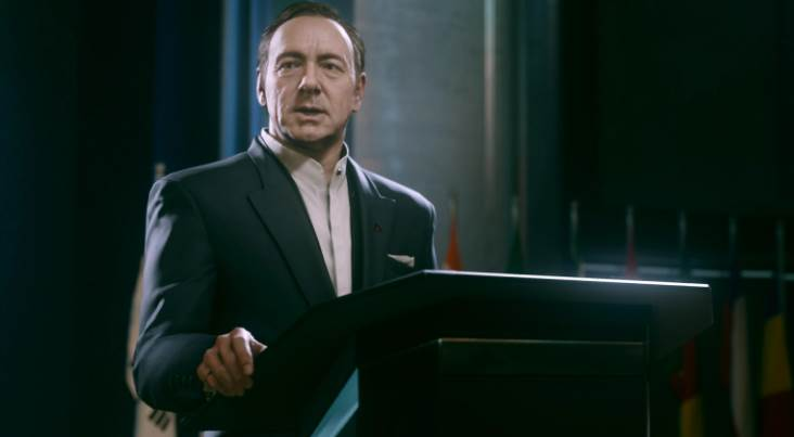 Image of Kevin Spacey in Call Of Duty