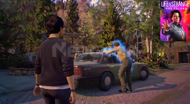 Image of Life is Strange True Colors gameplay