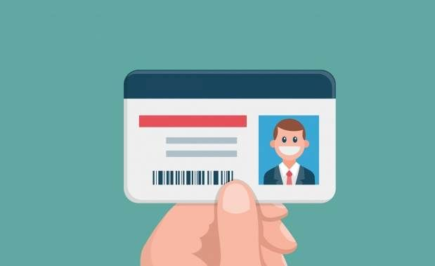Image of Vector ID Card