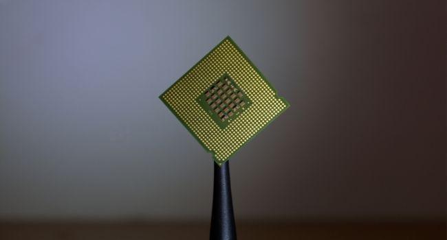 Image of a CPU