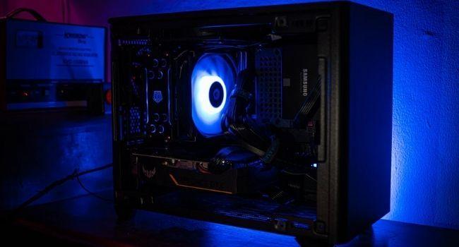 Image of gtx 1080 pc build