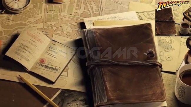 Indiana Jones Ps5 Teaser Images