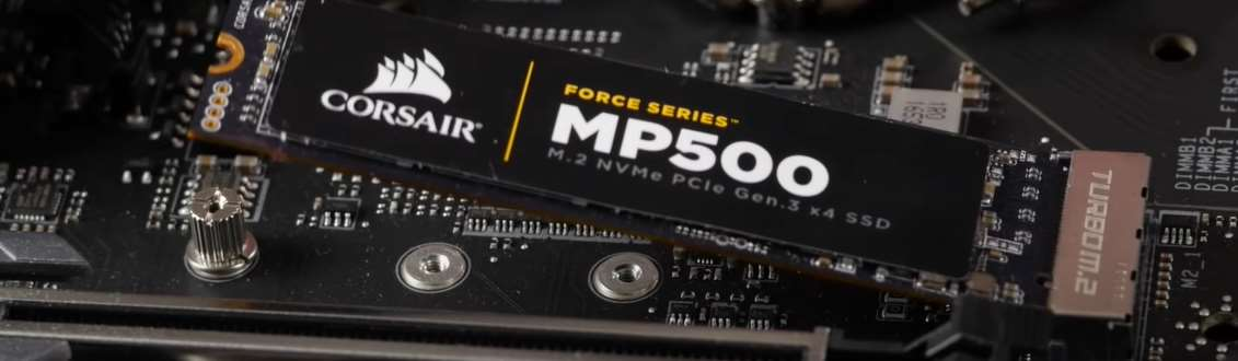 Inserting the M.2 ssd