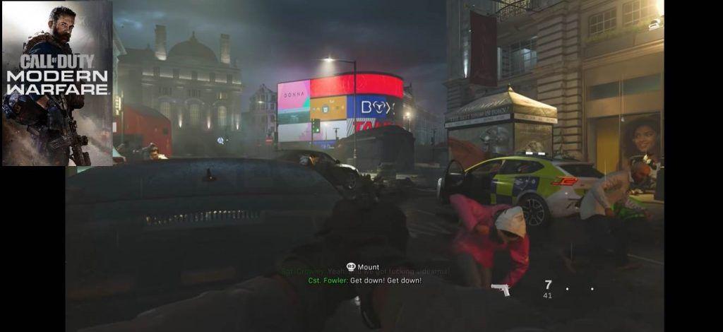 Modern Warfare 2019 Gameplay