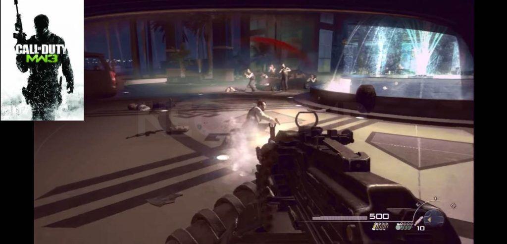 Modern Warfare 3 Gameplay