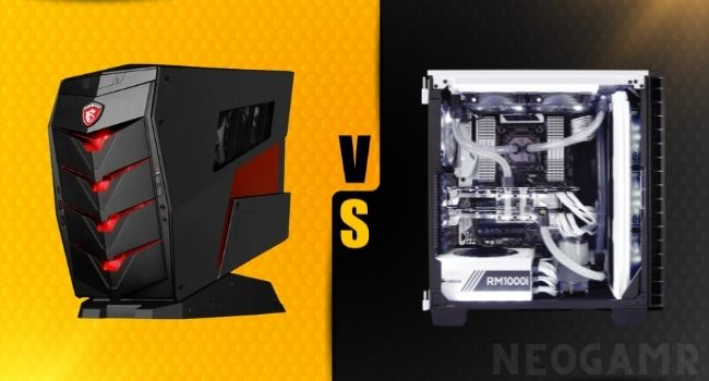Prebuilt vs Custom PC