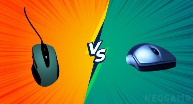 Wired Mouse vs Wireless