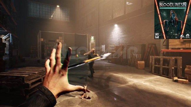 gameplay image of Vampire The Masquerade Bloodlines 2