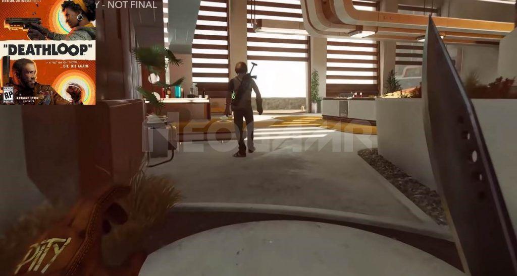 image of Deathloop gameplay