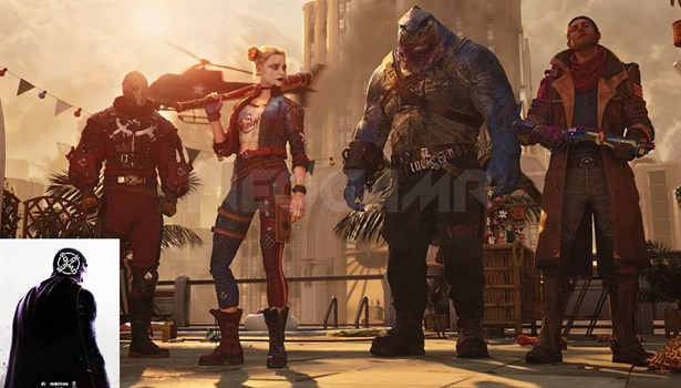 image of Suicide Squad Kill the Justice League