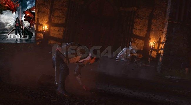 image of final fantasy 16 gameplay