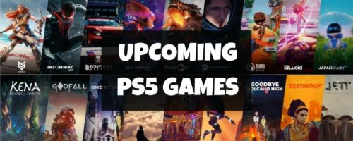 Best Upcoming Playstation 5 Games In 2021 & Beyond