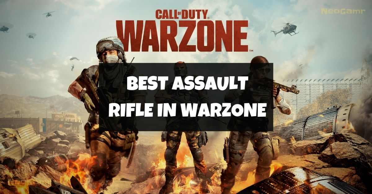 Best AR In Warzone