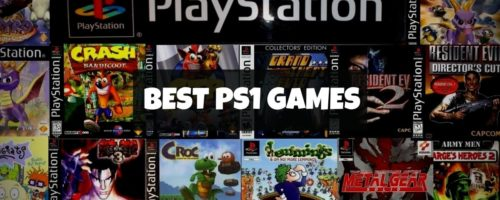 Best PS1 Games That Are Still Fun Playing – (Updated List)