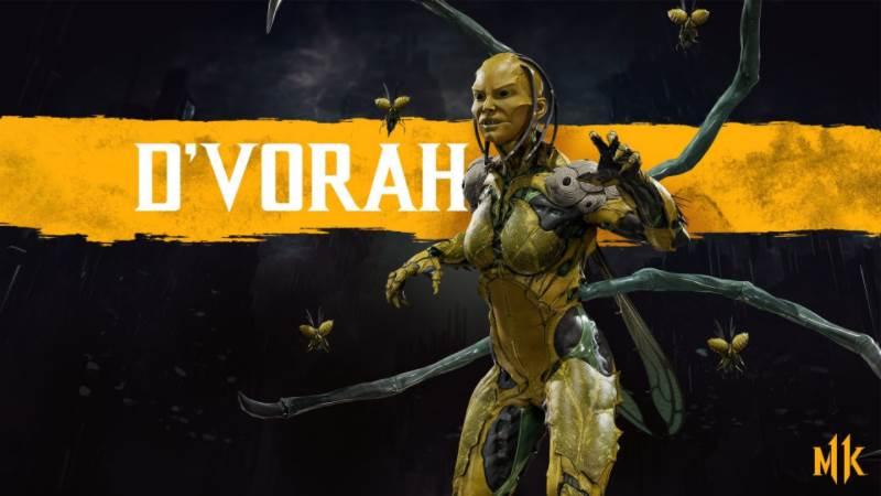 Character Intro Of D'Vorah