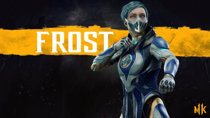 Character Intro Of Frost