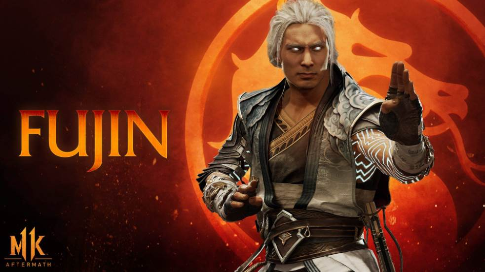 Character Intro Of Fujin