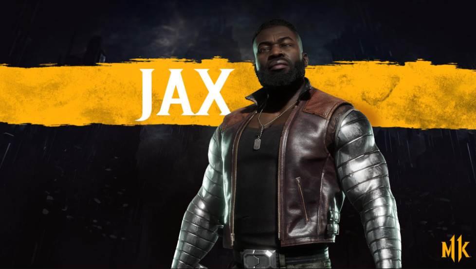 Character Intro Of JAX