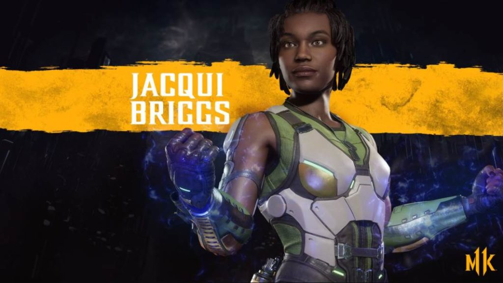 Character Intro Of Jacqui Briggs